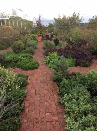 Herb Garden- Perch Hill